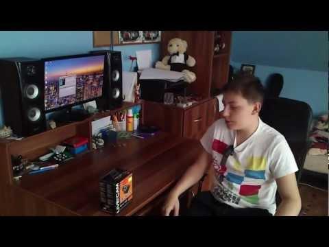 Anboksing/Riwiułing/Testing, odc. 1 – Creative Live!Cam Sync HD