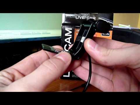 Kamerka Creative Live! Cam Sync HD- Unboxing, test i prezentacja