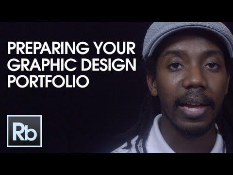 Preparing Your Graphic Design Portfolio 2013