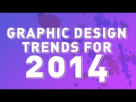 Top 5 – Graphic Design Trends for 2014