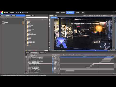 Compositing concepts – getting started with Express