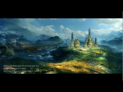 CGI VFX Matte Painting & Compositing Showreels HD: by Chirag Tripathy