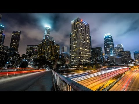Long Exposure Photography Experience