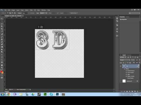Photoshop Logo design tutorials for beginner