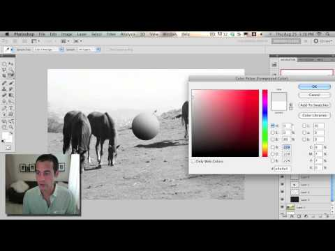 Secrets To Compositing In Photoshop – A Phlearn Video Tutorial