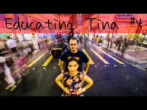 Shutter Speed & Long Exposure – Educating Tina #4