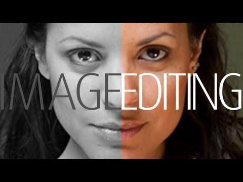 Graphic Design Tutorial: Basic image editing