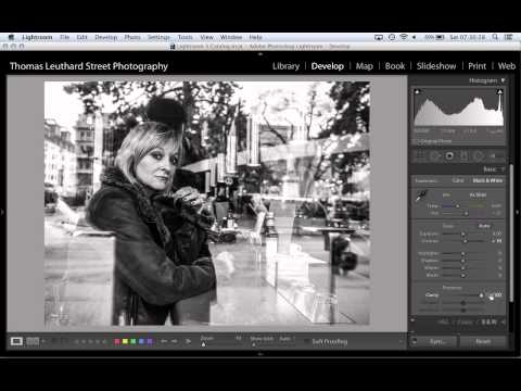 Post Processing in Street Photography with Lightroom 5