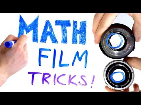 5 Quick Math Tricks for Filmmakers: F-stop, Histogram, Rule of Thirds & More! : Indy News