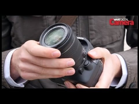 Canon 100D vs Canon 700D / Rebel SL1 vs Rebel T5i DSLR Camera Comparison Video