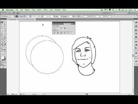 Adobe Illustrator CS5 Shape Builder Tool