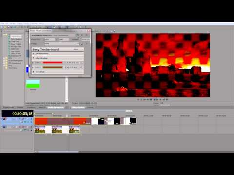 Sony Vegas Pro Basics FORTY-FIVE: Compositing Modes