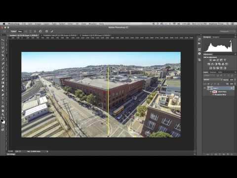Perspective Warp in Adobe Photoshop CC