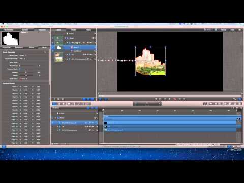 Apple Motion 5 – Compositing and Keying
