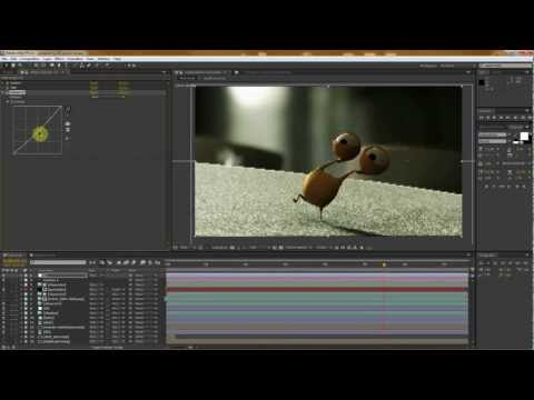 COMPOSITING A 3D ANIMATION TUTORIAL