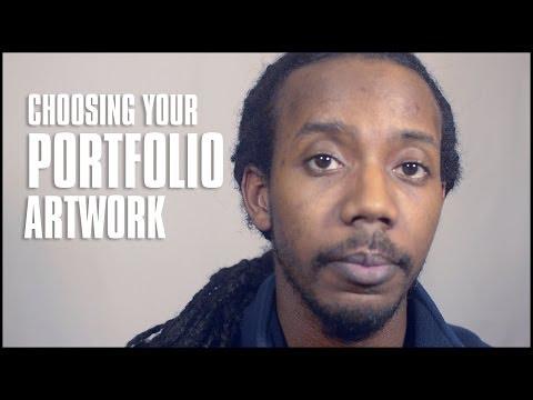 Graphic Design Choosing Your Portfolio Artwork