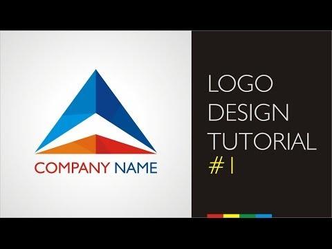 Logo design tutorials – Company logo
