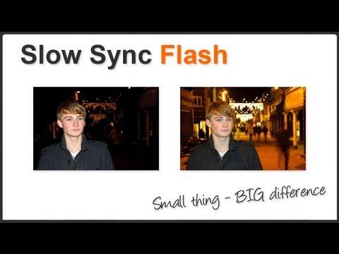Photography Tips – Slow Sync Rear Curtain Flash