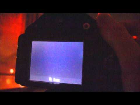 Canon Powershot SX40 HS Tutorial: Step Twenty Seven – Using Long Exposure for Light Trails