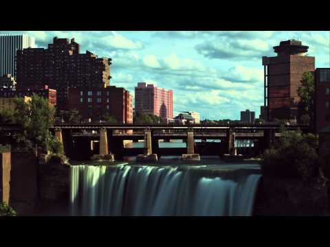 Beachfront B-Roll: High Falls Time Lapse + Long Exposure (Free to Use HD Stock Video Footage)