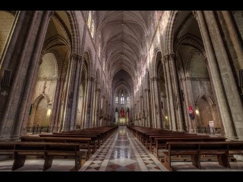 HDR Basilica : Exploring Photography with Mark Wallace : Adorama Photography TV.