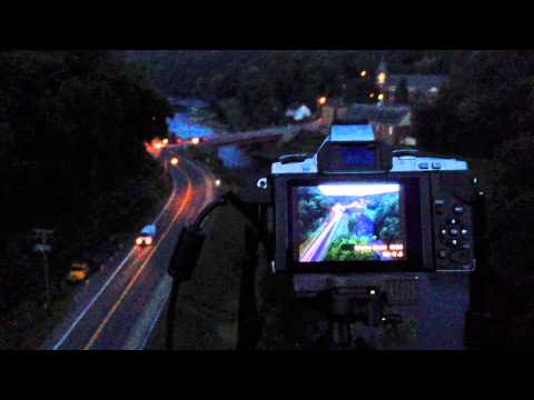 Olympus OM-D E-M5 Long Exposure Live Bulb Feature