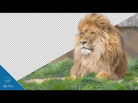 How to Fake Compositing Grass: PHOTOSHOP TUTORIAL #53