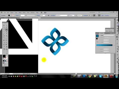 logo design tutorial illustrator
