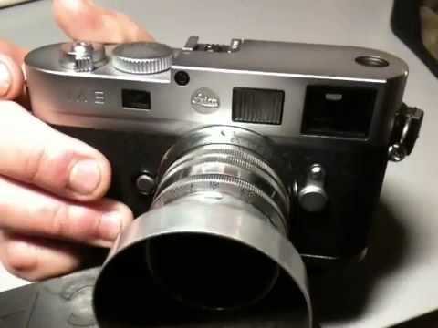 Leica M8 – The Best Camera for Street Photography