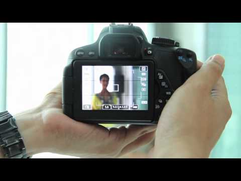 Hands-on: Canon EOS 650D – World's First Touch-Screen DSLR