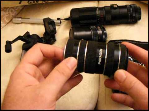 Canon dSLR Macro Photography On The Cheap – M42 Lenses & Extension Tubes!