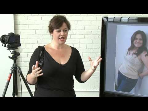 Sue Bryce: How to Photograph Different Body Types