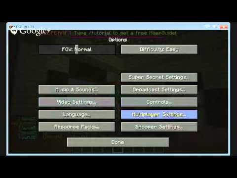 Minecraft:Creative LIVE