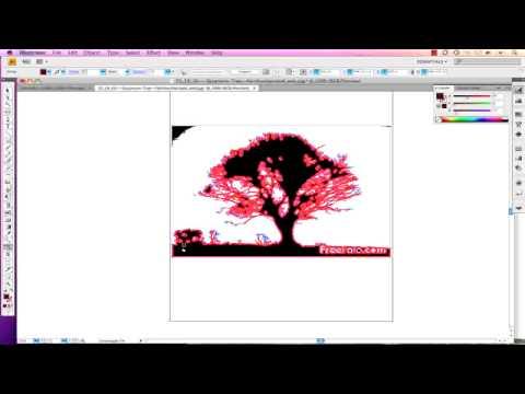 Adobe Illustrator CS4 – Introduction to Live Paint
