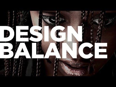 Graphic Design Tutorial: Creating design balance