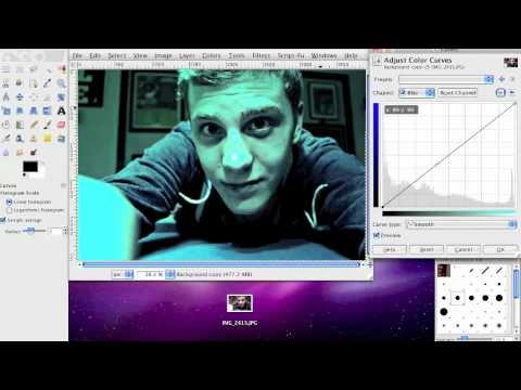 3D Effect Photoshop Tutorial