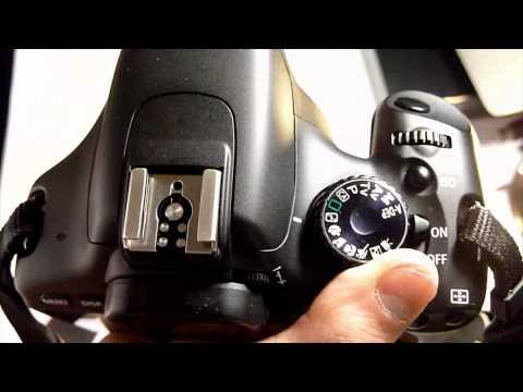 Canon Rebel T2i (550D) dslr Tutorial 1