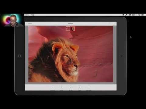 Adobe Photoshop Mix for iPad