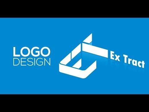 Professional Logo Design – Adobe Illustrator cs6 (ExTract)