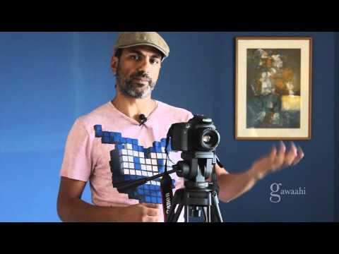 Nofil's Camera Tutorial – Basic DSLR Technique Urdu