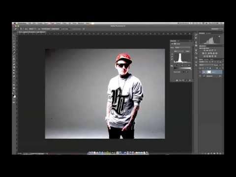 Remove Dirty Sensor Marks – Photoshop Tutorial – DSLR-TIPS.COM