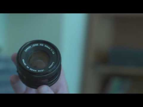 Review of Canon FD 50mm wide aperture Prime lens F stop 1:8   A cheap lens of excellent quality