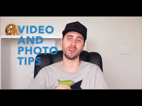 Videography and Photography tips with Jamie