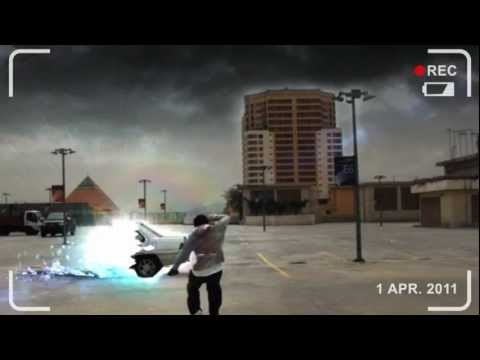 VFX and Compositing Showreel 2011