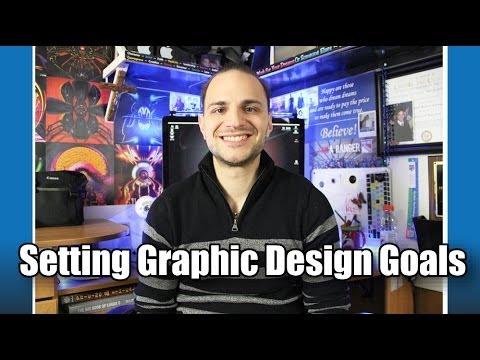 Setting Graphic Design Goals In 2014