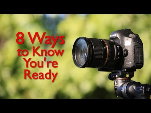 8 Ways to Know You're Ready to Make Money in Photography