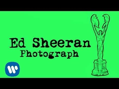 Ed Sheeran – Photograph [Official Audio]