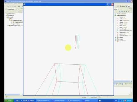 Anaglyph 3D My Java Program
