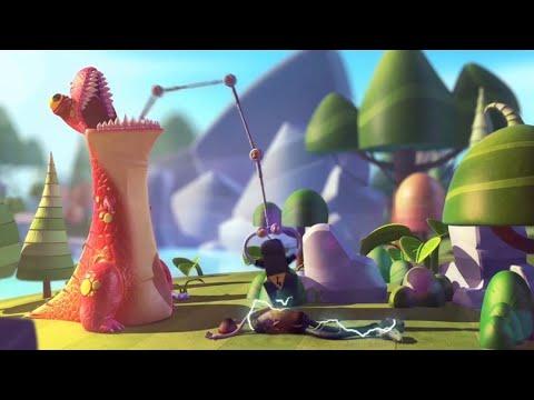"CGI VFX Showreels HD: ""Lighting Compositing Reel 2014″ by Sébastien Baron"