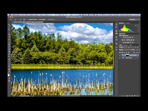 Photoshop For Photographers – Episode 10: Swapping a Sky
